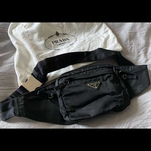 Prada Waist Belt Bag